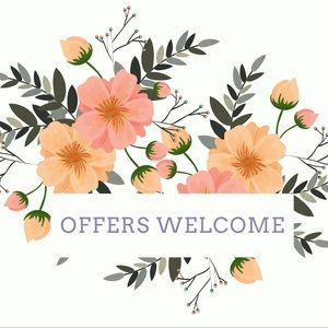 •• OFFERS ALWAYS WELCOME ••